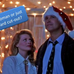 A not so feminist Christmas movie