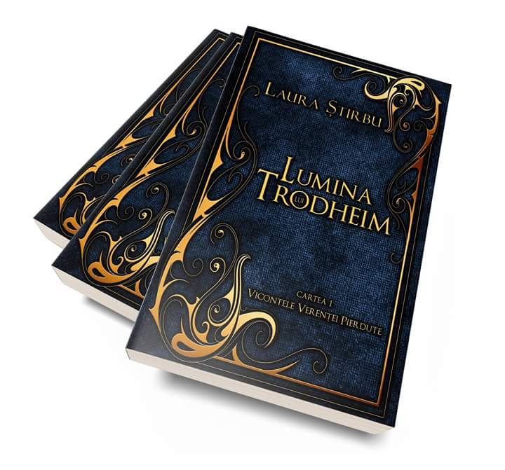 """Georgiana's review of """"The Light of Trodheim"""", book 1 of the VLVSeries"""